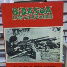 Libros: PABLO BELDARRAIN.LOS ASALTOS AL MONTE INTXORTA(1936-1937).GEU. Lote 254837805