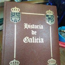 Livros: HISTORIA DE GALICIA XXV-BLASONES Y LINAJES DE GALICIA TOMO IV,J.SANTIAGO CRESPO DEL POZO,1985,TOMO S. Lote 218772322