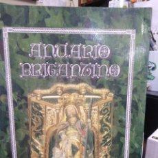 Libros: ANUARIO BRIGANTINO-2002,N°25-CONCELLO BETANZOS-HISTORIA,ARTE,LITERATURA ETC,ILUSTRADO PROFUSAMENTE,. Lote 218782016