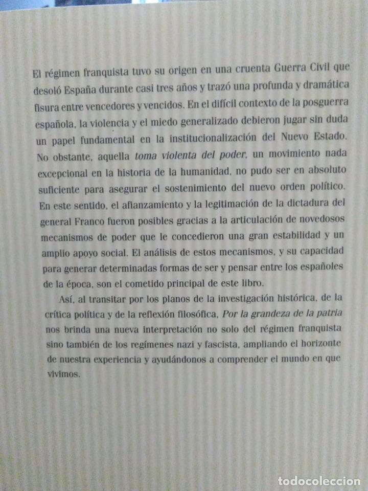 Libros: Salvador Cayuela.Por la grandeza de la patria.CFE - Foto 2 - 219135151