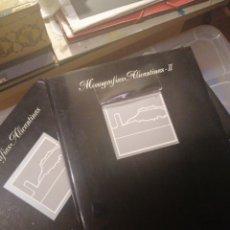 Libros: MONOGRAFIAS ALICANTINAS DOS TOMOS 1990. Lote 219583451
