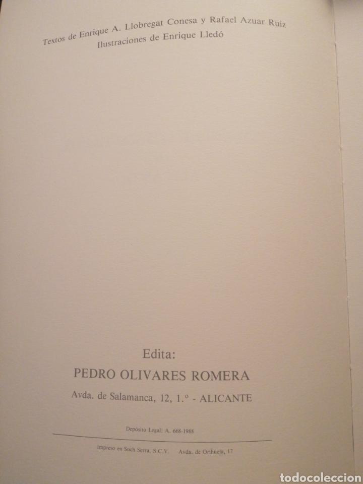 Libros: Visión de los castillos de Alicante - Foto 3 - 219583722