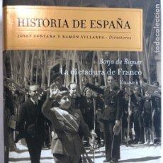 Livres: HISTORIA DE ESPAÑA (JOSEP FONTANA Y RAMÓN VILLARRES ). Lote 221075063