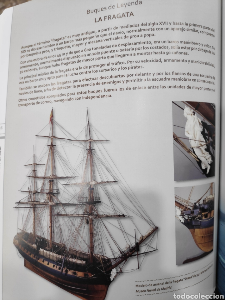 Libros: Historia de la Armada - Foto 6 - 244676300