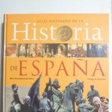 Libros: HISTORIA DE ESPAÑA. Lote 222190675