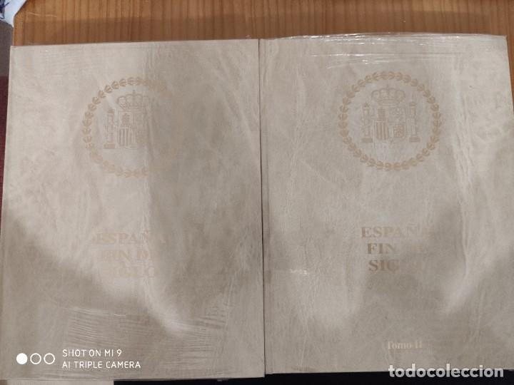 ESPAÑA FIN DE SIGLO, 2 TOMOS-ARLAS EDITORES 1.998. (Libros Nuevos - Historia - Historia de España)