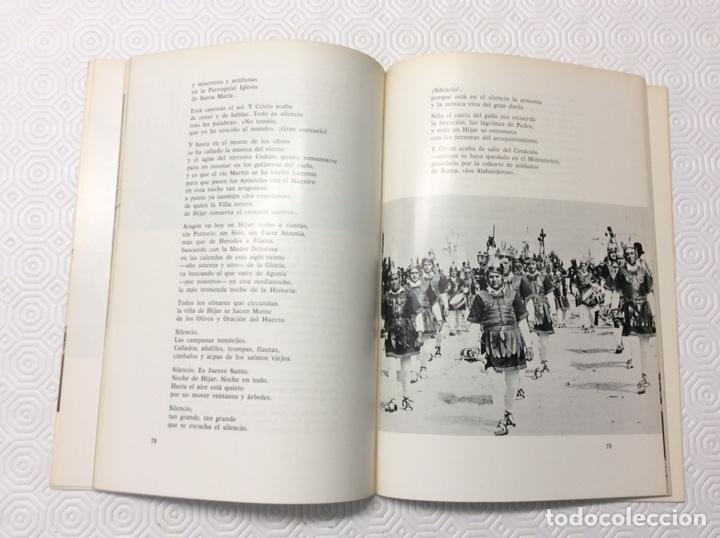Libros: Semana Santa en Hijar 1973 - Foto 3 - 222682061