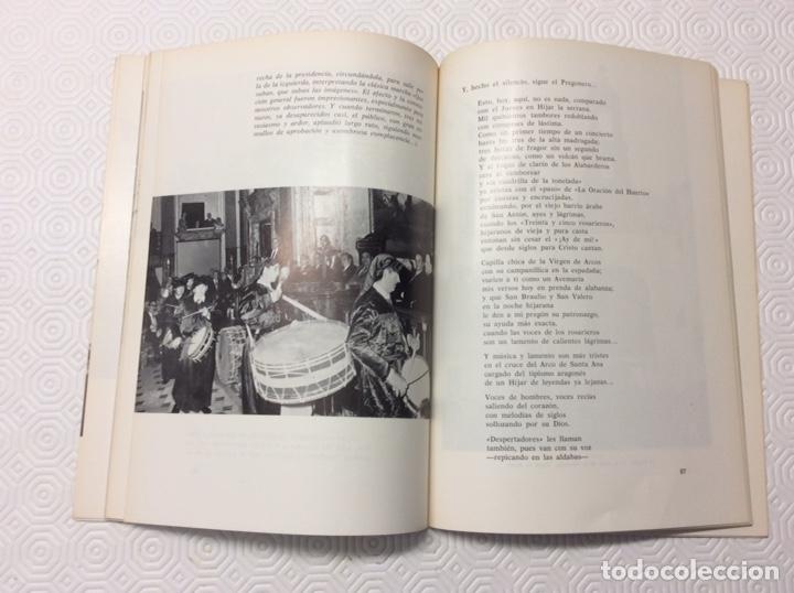 Libros: Semana Santa en Hijar 1973 - Foto 4 - 222682061