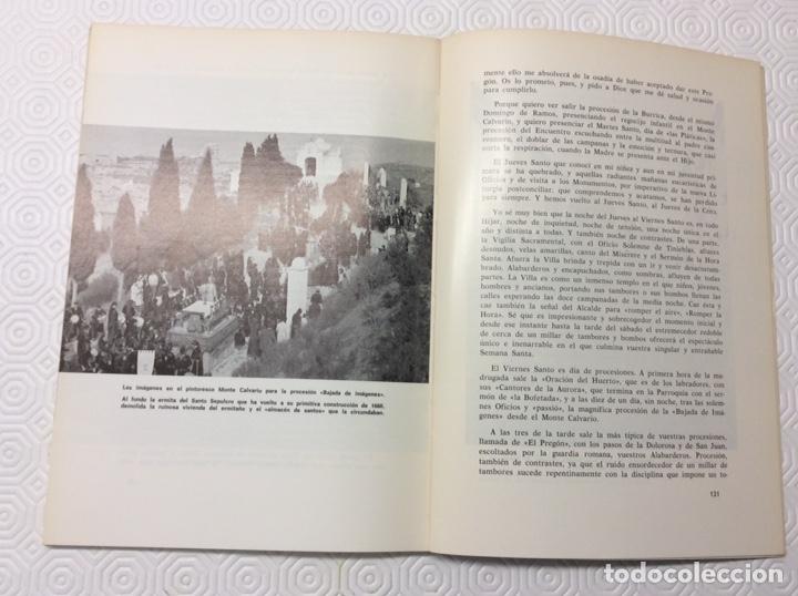 Libros: Semana Santa en Hijar 1973 - Foto 5 - 222682061