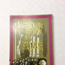 Libros: SEMANA SANTA EN HIJAR 1973. Lote 222682061