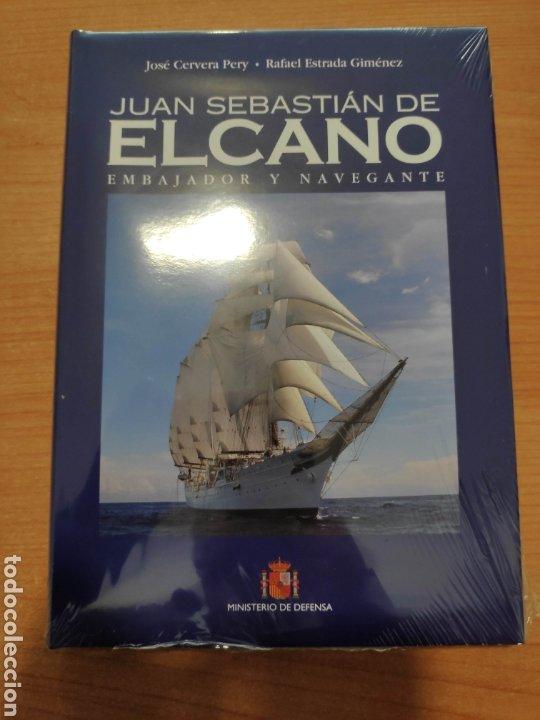 Libros: Juan Sebastián de Elcano. Embajador y Navegante - Foto 2 - 222885076