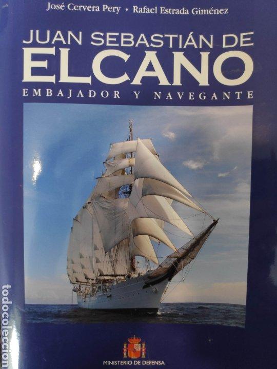 JUAN SEBASTIÁN DE ELCANO. EMBAJADOR Y NAVEGANTE (Libros Nuevos - Historia - Historia de España)