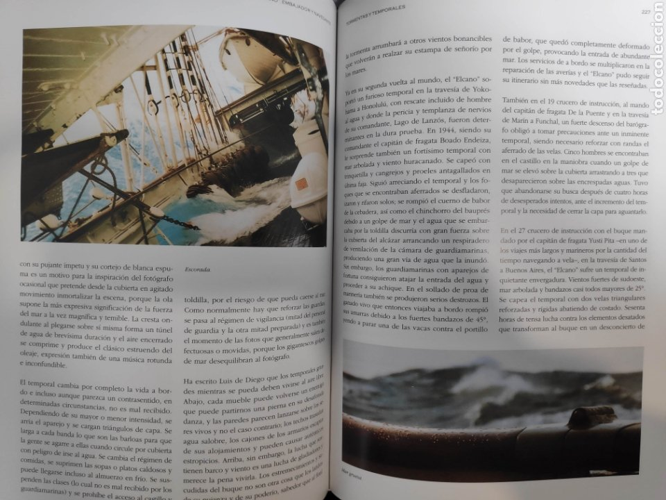 Libros: Historia de la Armada + Juan Sebastián de Elcano, Embajador y Navegante - Foto 6 - 222886610
