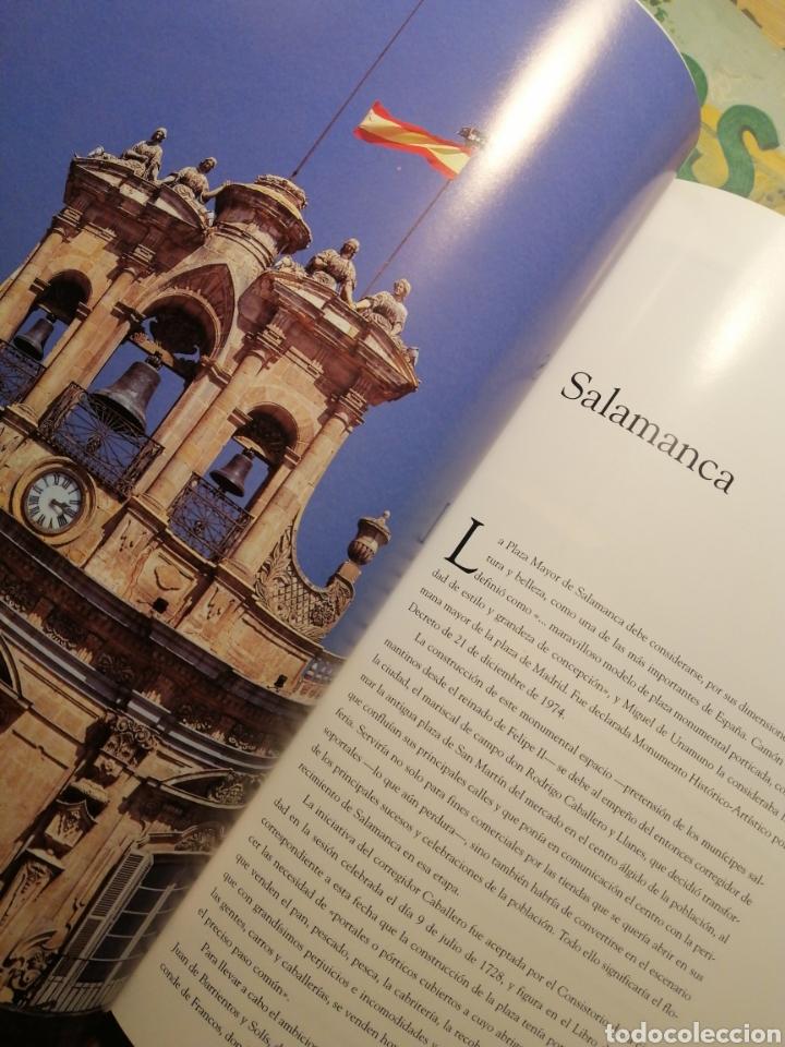 Libros: Plazas de España editorial Espasa WlFREDO RINCÓN - Foto 3 - 222926046