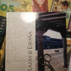 Libros: PLAZAS DE ESPAÑA EDITORIAL ESPASA WLFREDO RINCÓN. Lote 222926046