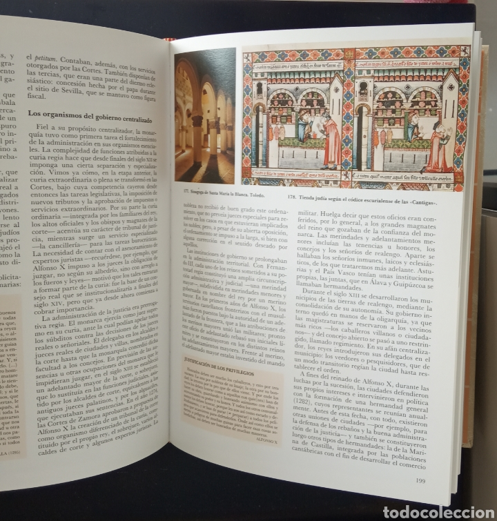 Libros: Historia de España, 6 tomos, editorial Durvan - Foto 4 - 222985292