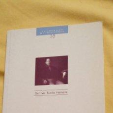 Livres: LA DESAMORTIZACION EN ESPAÑA: UN BALANCE. (1766-1924). GERMAN RUEDA. Lote 223415285