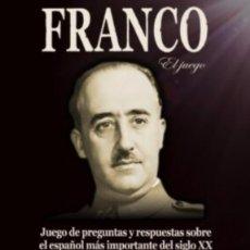Libros: FRANCO EL JUEGO. Lote 227751516