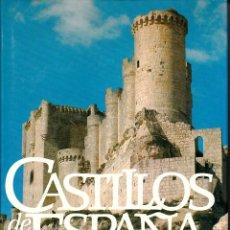 Libros: CASTILLOS DE ESPAÑA Y SUS FANTASMAS - FERNANDO DÍAZ-PLAJA. Lote 228288675