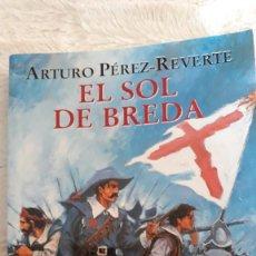 Libros: EL SOL DE BREDA. Lote 228866060
