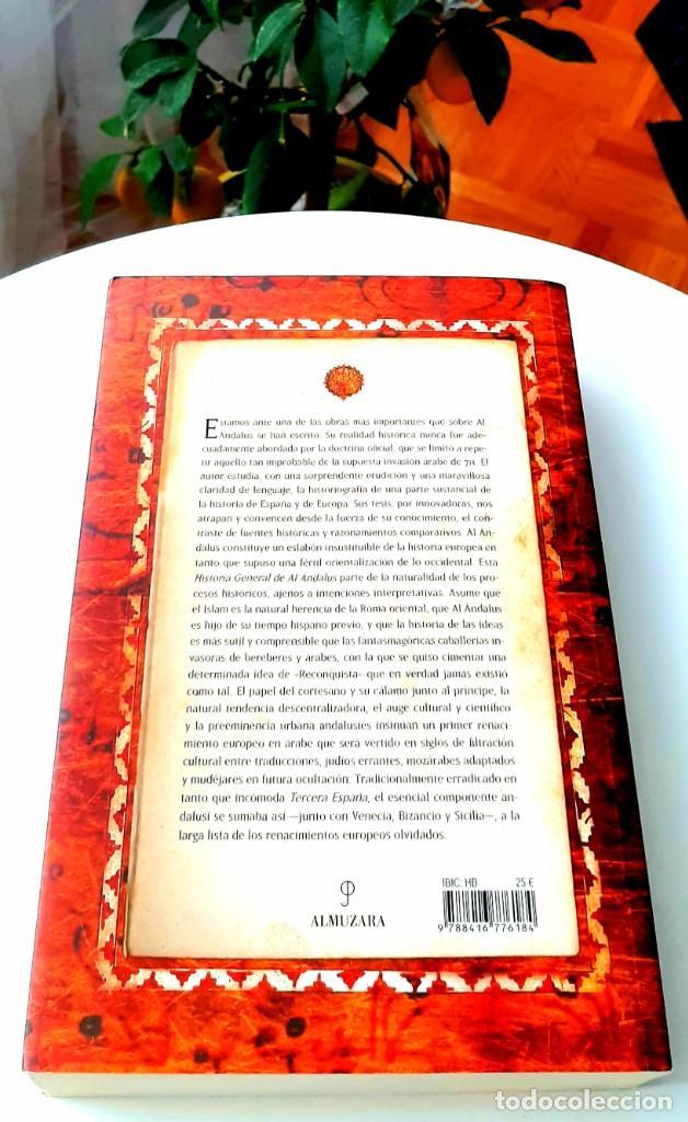 Libros: Hispania Andalusí. González Ferrín 2016. Alhambra 2007. Pirenne 2015. Anes 2004. Trenllet 2017 - Foto 3 - 229902375