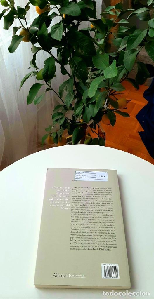 Libros: Hispania Andalusí. González Ferrín 2016. Alhambra 2007. Pirenne 2015. Anes 2004. Trenllet 2017 - Foto 19 - 229902375