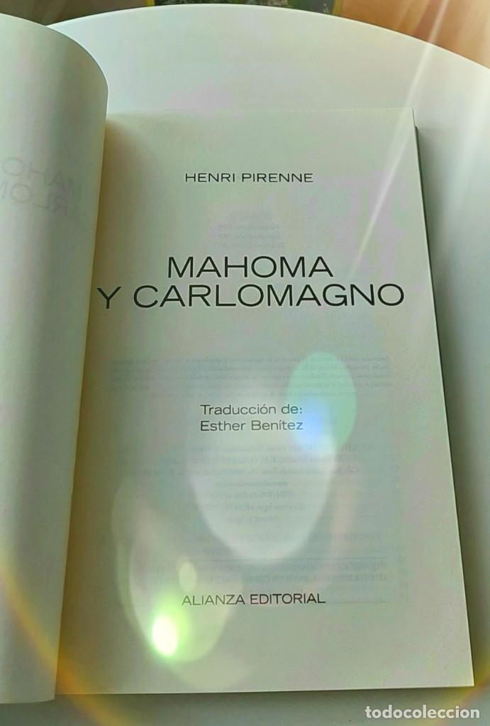 Libros: Hispania Andalusí. González Ferrín 2016. Alhambra 2007. Pirenne 2015. Anes 2004. Trenllet 2017 - Foto 20 - 229902375