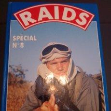 Libros: RAIDS SPECIAL 8 DE 111 A 115. Lote 230004450