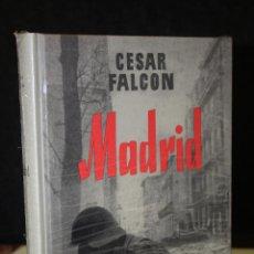 Libros: MADRID.- FALCÓN, CÉSAR.. Lote 230514905