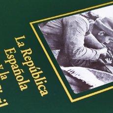 Libros: LA REPÚBLICA ESPAÑOLA Y LA GUERRA CIVIL; GABRIEL JACKSON.. Lote 230903155