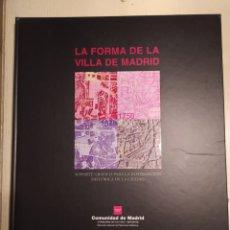 Livres: VILLA DE MADRID. Lote 232215610