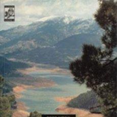Libros: BAJO LAS AGUAS DEL PANTANO DEL TRANCO; EL ÚLTIMO EDÉN JOSÉ GÓMEZ MUÑOZ. Lote 235237765