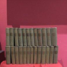 Libros: HISTORIA DE ESPAÑA Y DE LAS REPÚBLICAS LATINO AMERICANAS. 25 TOMOS. COMPLETO. Lote 235276190