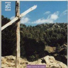 Libros: LA CRUZ SOBRE LAS CUMBRES. JOSE GOMEZ. Lote 235547865