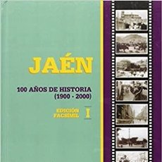 Libros: JAÉN, 100 AÑOS DE HISTORIA (1900 - 2000). Lote 235907105