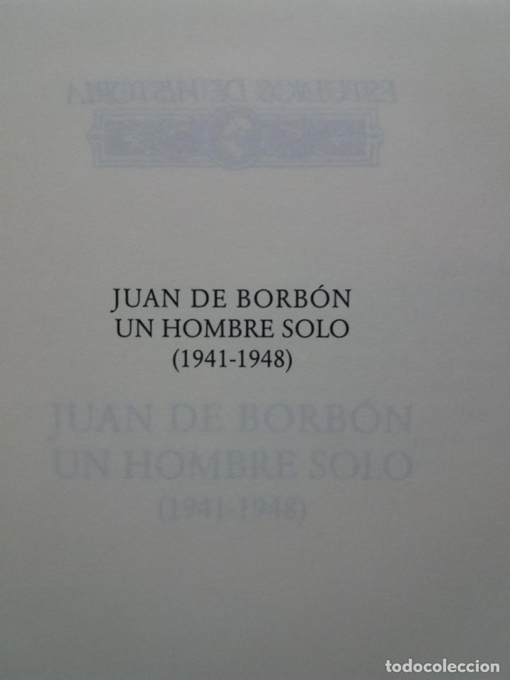 Libros: IMPRESCINDIBLE LIBRO SOBRE LA RESTAURACION DE LA MONARQUIA PARLAMENTARIA EN LA ESPAÑA ACTUAL - Foto 2 - 236236950