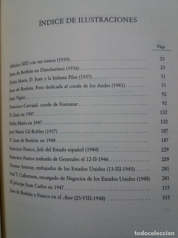 Libros: IMPRESCINDIBLE LIBRO SOBRE LA RESTAURACION DE LA MONARQUIA PARLAMENTARIA EN LA ESPAÑA ACTUAL - Foto 4 - 236236950