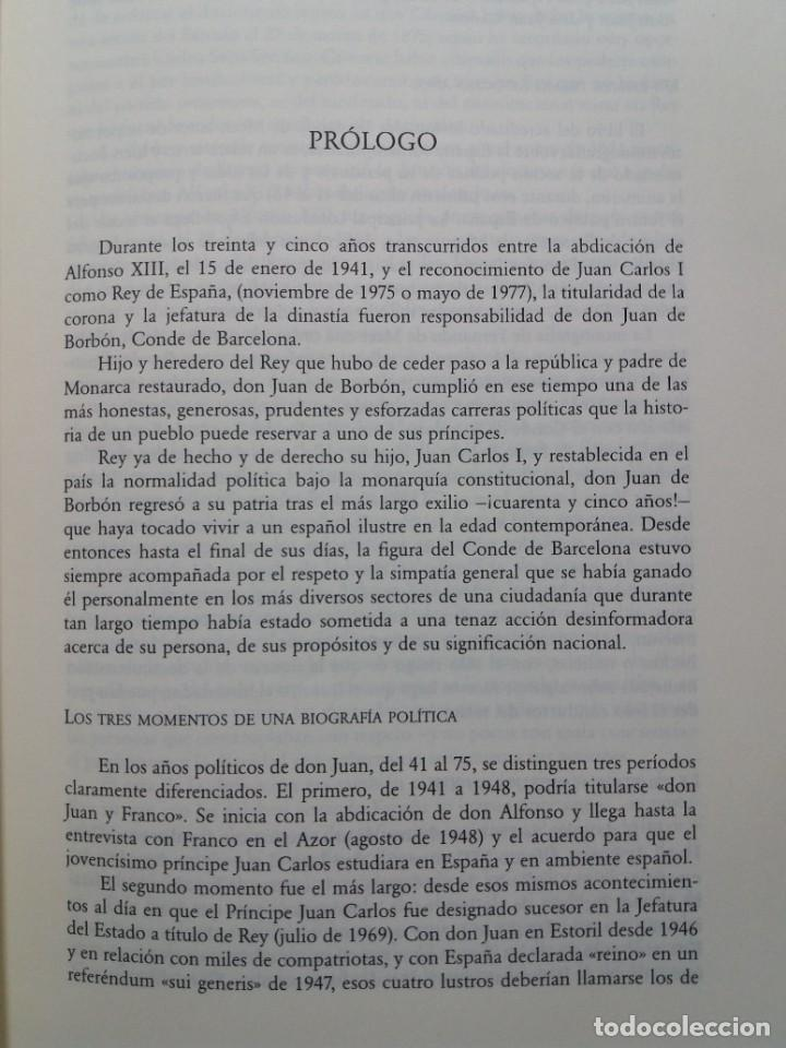 Libros: IMPRESCINDIBLE LIBRO SOBRE LA RESTAURACION DE LA MONARQUIA PARLAMENTARIA EN LA ESPAÑA ACTUAL - Foto 6 - 236236950