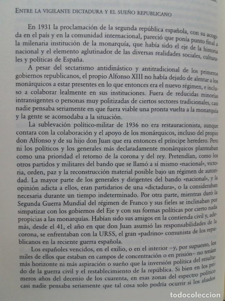 Libros: IMPRESCINDIBLE LIBRO SOBRE LA RESTAURACION DE LA MONARQUIA PARLAMENTARIA EN LA ESPAÑA ACTUAL - Foto 7 - 236236950