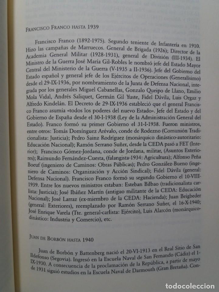 Libros: IMPRESCINDIBLE LIBRO SOBRE LA RESTAURACION DE LA MONARQUIA PARLAMENTARIA EN LA ESPAÑA ACTUAL - Foto 9 - 236236950