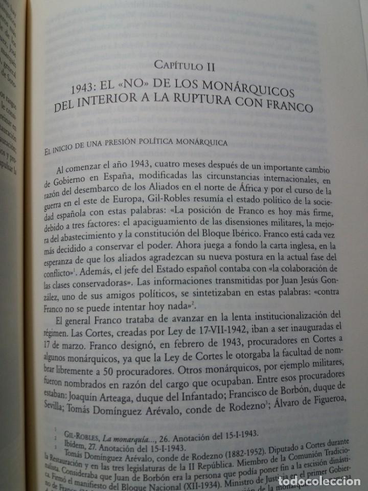 Libros: IMPRESCINDIBLE LIBRO SOBRE LA RESTAURACION DE LA MONARQUIA PARLAMENTARIA EN LA ESPAÑA ACTUAL - Foto 16 - 236236950