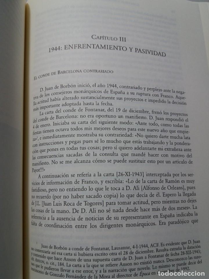Libros: IMPRESCINDIBLE LIBRO SOBRE LA RESTAURACION DE LA MONARQUIA PARLAMENTARIA EN LA ESPAÑA ACTUAL - Foto 17 - 236236950