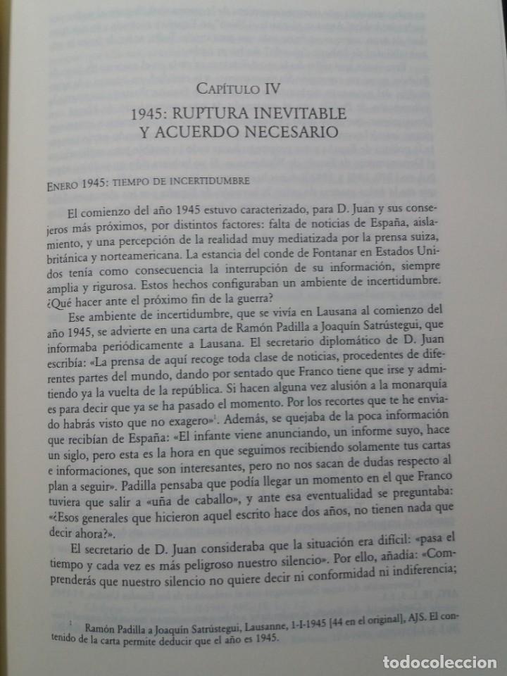 Libros: IMPRESCINDIBLE LIBRO SOBRE LA RESTAURACION DE LA MONARQUIA PARLAMENTARIA EN LA ESPAÑA ACTUAL - Foto 18 - 236236950