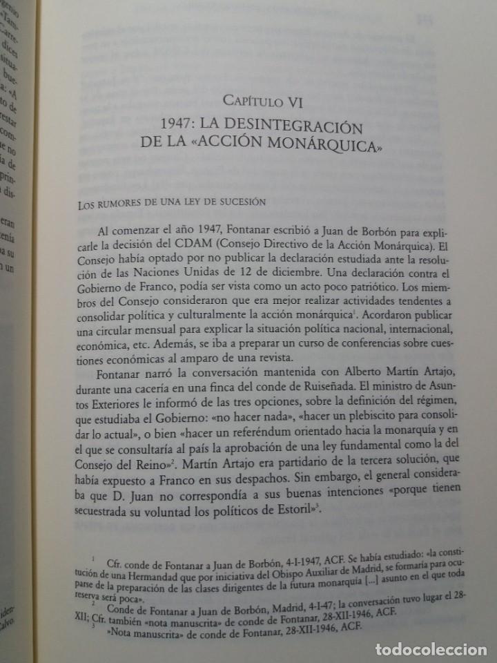 Libros: IMPRESCINDIBLE LIBRO SOBRE LA RESTAURACION DE LA MONARQUIA PARLAMENTARIA EN LA ESPAÑA ACTUAL - Foto 23 - 236236950
