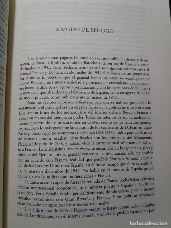 Libros: IMPRESCINDIBLE LIBRO SOBRE LA RESTAURACION DE LA MONARQUIA PARLAMENTARIA EN LA ESPAÑA ACTUAL - Foto 29 - 236236950
