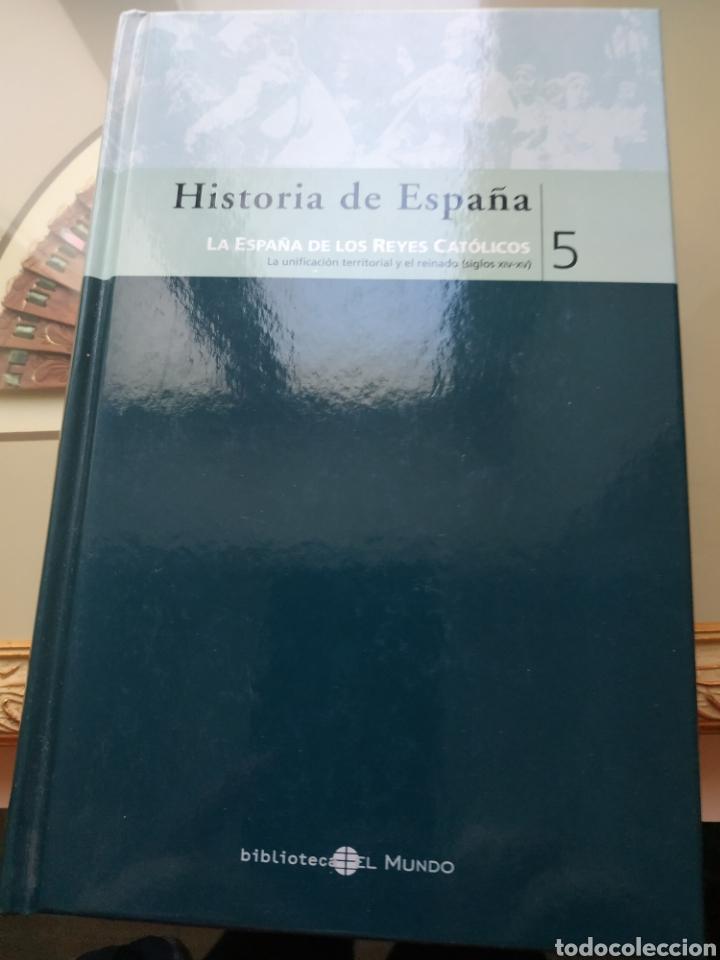 HISTORIA DE ESPAÑA. 20 TOMOS EDITORIAL ESPASA CALPE. BIBLIOTECA EL MUNDO. (Libros Nuevos - Historia - Historia de España)