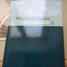 Libros: HISTORIA DE ESPAÑA. 20 TOMOS EDITORIAL ESPASA CALPE. BIBLIOTECA EL MUNDO.. Lote 236916365