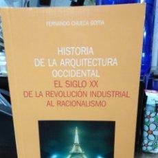 Libri: HISTORIA DE LA ARQUITECTURA OCCIDENTAL/EL SIGLO XX DE LA REVOLUCIÓN INDUSTRIAL AL RACIONALISMO-. Lote 239610495