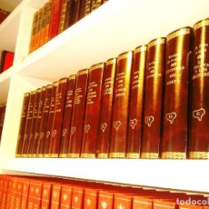 Libros: RECUERDOS, LEYENDAS Y TRADICIONES DEL PAÍS VASCO - 32 VOLÚMENES - OBRA COMPLETA. Lote 239859225