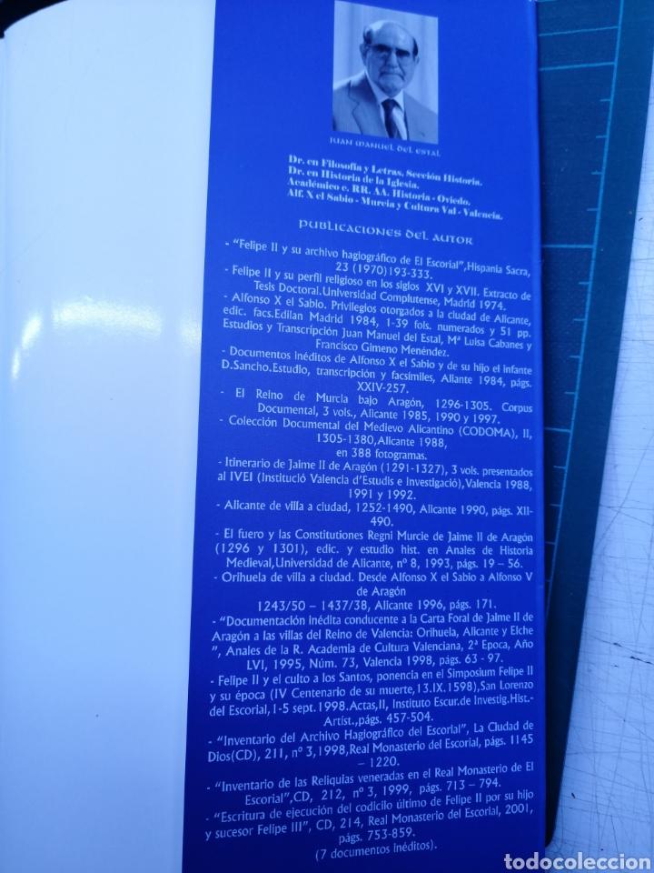 Libros: Personalidad Religiosa De Felipe Ii. Estudio Histórico Y Edición De Dos Manuscritos Inéditos Juan Ma - Foto 5 - 239481990